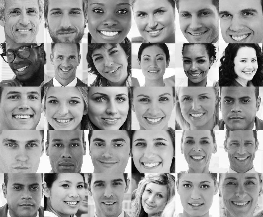 gender diversity headshots